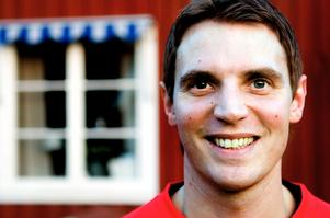 Dubbeljobbare. Andreas Lundmark blir ny tränare för IBF Faluns damer. Dessutom ska han också träna Kvarnsvedens herrar säsongen 2007/2008. Foto: Lars Dafgård