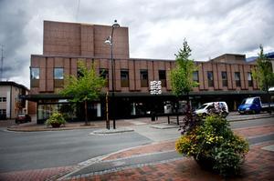 Tidigare Swedbank-lokalen är ett av de lokalalternativ som nämns, som nytt poliskontor.