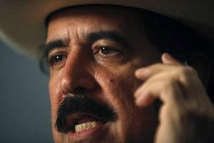 Misslyckades. Den avsatte honduranske presidenten,  Manuel Zelaya, lyckades inte efter två dagars medlingssamtal nå en överens-   kommelse med övergångsregeringen för att lösa landets politiska kris.