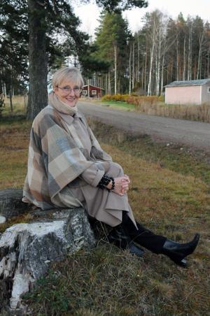 Uli Bruno berättade i tisdags i Hulåns ordenshus om sina erfarenheter och misstag som invandrare i Sverige. Om alla koder som hon efter 24 år ännu inte lärt sig.