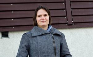 Lotta Björklund, Timråbos vd, tror att chanserna nu är större att få kameraövervaka i trappuppgångarna.  