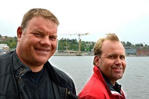 Kenneth Svelander och Magnus Edström ligger båda bakom Kajhuset.