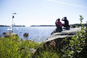 Söderhamn hamnade på andra plats när landets friluftskommuner rankades under 2016.