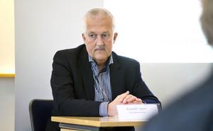 Kenneth Ågren, kriminalkommissarie.