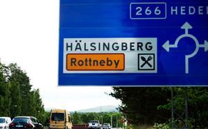 Länsväg 266 mellan Hedemora och Falun blir riksväg 69.