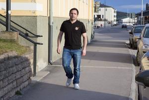 Kramforssonen Jens Själin är heltidsanställd juniortränare i Luleå Hockey sedan våren 2012.