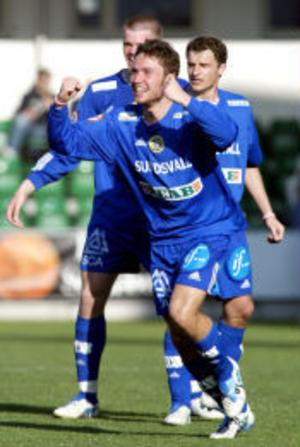 Mattias Nylund, snart i grönvit dress?
