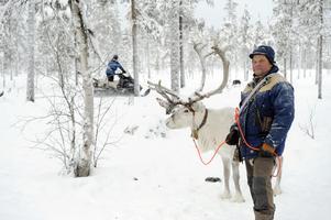 Jörgen Jonsson är renskötare från Idre och satt tolv år i sametinget.