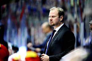 Henrik Gradin, ny coach för Sundsvall Hockey.