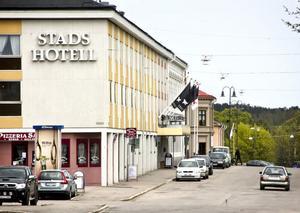 Statt i Söderhamn.