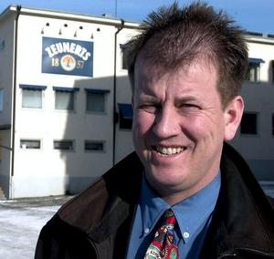 Peter Bronsman, vd för Kopparbergskoncernen.
