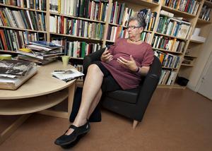 Sinikka Bohlin (S) är ordförande i regionfullmäktige samt demokratiberedningen.