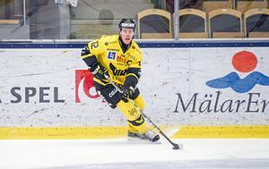 Fredrik Johansson, lagkapten i VIK Hockey.
