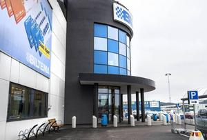 Biltema har butiker både i Sundsvall och Umeå, men är inte oroliga för att kundunderlaget i Örnsköldsvik inte ska räcka.