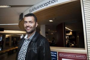 Nya Närvården lägger planerna på hälsocentral i Östersund åt sidan, enligt Hans Boberg, läkare och vd.