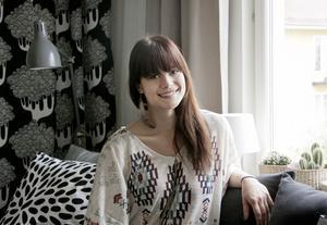 Flyttar igen. I september flyttade Jeanine Svensson till ¿Västerås och studentboendet Signalisten på Hälla, från ¿Vallentuna norr om Stockholm. Foto: HElena BErgenhamn