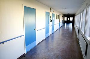 Fastigheten Vibacka är 5 867 kvadratmeter stort. Men mycket av utrymmet består av korridorer.