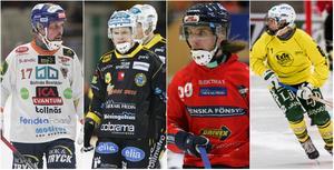 Här är våra betyg på Bollnäs, Broberg, Edsbyn och Ljusdal efter halva säsongen. Håller du med oss?
