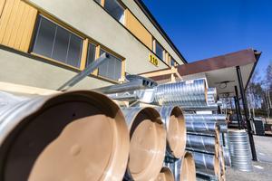 Största åtgärder handlar om att byta ut befintlig ventilation, för att bättre passa Region Gävleborgs verksamhet.