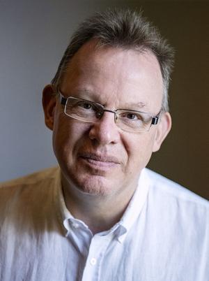 Per Johnsson, universitetslektor vid Institutionen för psykologi i Lund. Foto: Johan Nilsson / TT