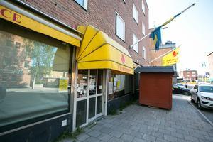 Ny restaurang ska öppna i Eastern palace lokaler på Storgatan i Östersund.