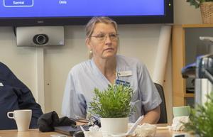 Susanne Andersson var den som efteråt ledde utvärderingsarbetet.