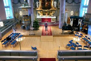 Kyrkan kommer bland annat få ny ljussättning och en ny handikappentré.