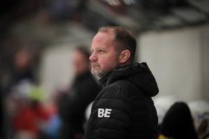 Björn Eriksson, tränare I Broberg.