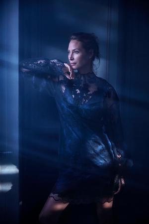 Foto: Mikael Jansson för H&M. Modell: Christy Turlington Burns.