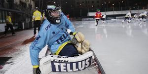 Markus Karlsson hade en tung eftermiddag. BILD: Nils Petter Nilsson/TT