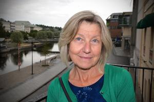 Annicka Wiklund,  60, pensionär, Stockholm