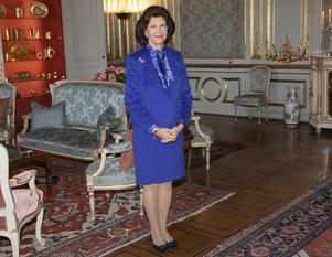 Drottning Silvia. Foto: Fredrik Sandberg/TT
