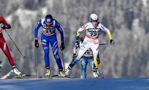 Ebba Andersson slog till med personbästa i Toblach.