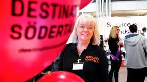 Södertäljes förra näringslivschef Karin Voltaire har sedan 1 februari en tjänst som senior rådgivare i kommunen. Foto: Mats Andersson