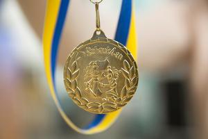 Alla får medalj.