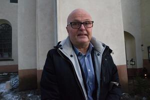 Calle Barrling, före detta fotbollstränare i bland annat IFK Gävle och före detta förbundskapten för flicklandslaget.