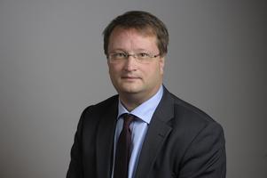 Lars Beckman, politiker, riksdagsledamot för ModeraternaFoto: Henrik Montgomery/TT