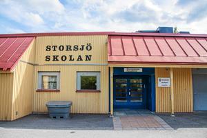 Även Storsjöskolan har misstänkta problem med fuktskador.