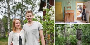 Nu visar Cecilia Rydberg upp Framtidstorpet i Lugnvik.