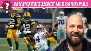 Mattias Sjöholms önskelag – Green Bay Packers i NFL.