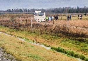 Bussolycka på E18 utanför Enköping i höjd med Ullundatunneln.