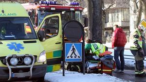 En trafikolycka måste inte bero på att någon gjort fel, anser debattören.