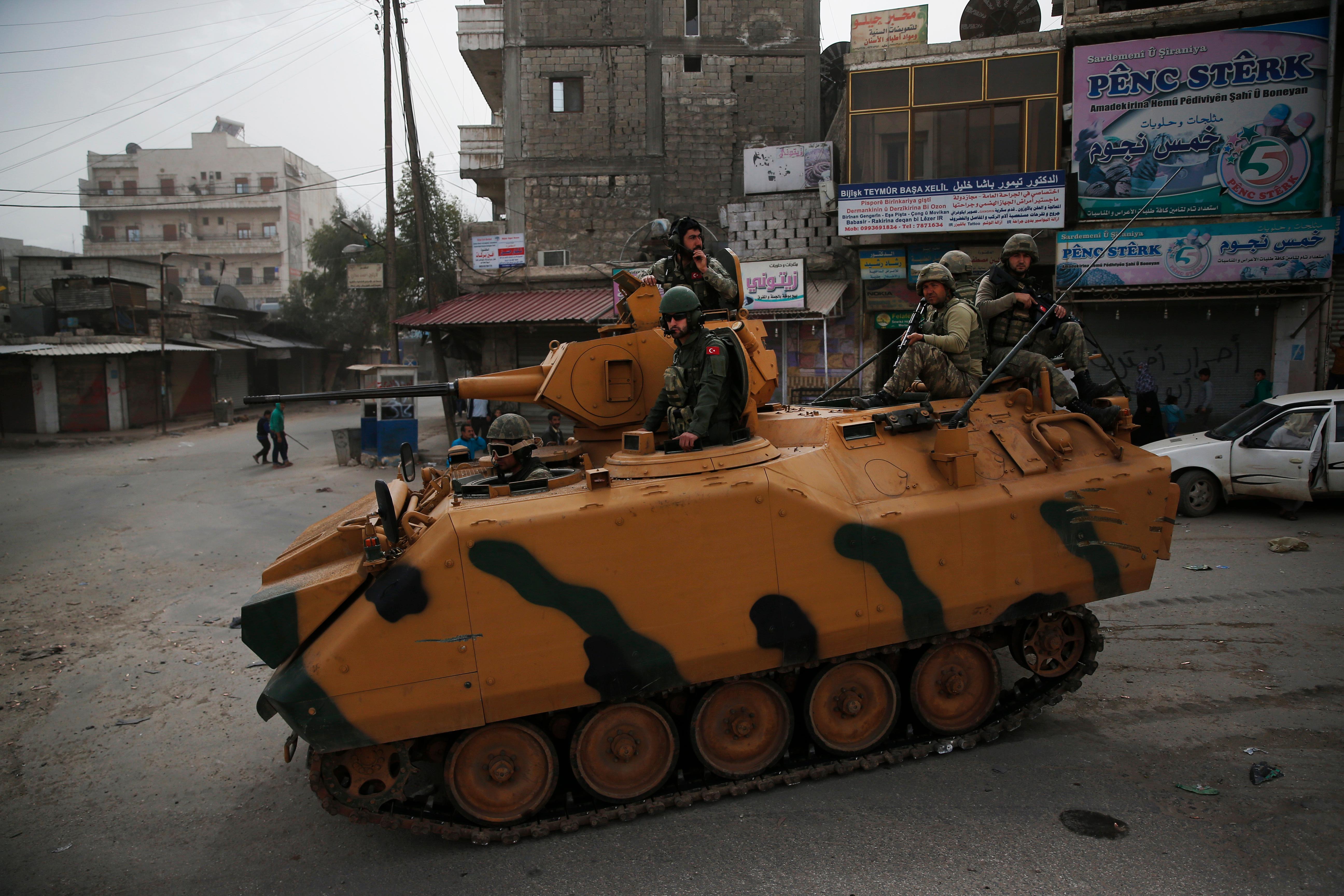 Turkiska soldater dodade av mina