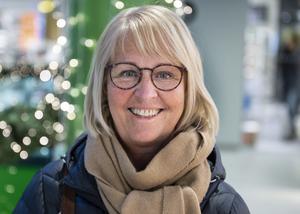 Kerstin Nylander, 59 år, undersköterska, Sundsvall