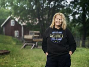 """""""Jag försökte vara schysst. Det här är rolig Farmen att skratta åt. Jag vet att det varit mer konflikter och gap och skrik än tidigare säsonger, men vi var en rolig grupp. Det var en härlig tid."""", säger Eleonora Gustafsson. Foto: TV4"""