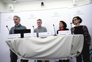 På dagens pressträff presenterade Socialstyrelsen ny statistik kring dödsfallen i covid-19.