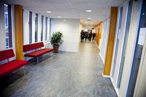 Arkivbild från Wargentinsskolan som ingår i Jämtlandsgymnasium, JGY.