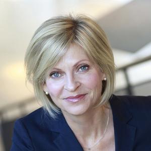 Irene Krohn är presschef på Telia och kan bara beklaga att de drabbade kunderna får vänta. Foto: Birgitte Grenfeldt