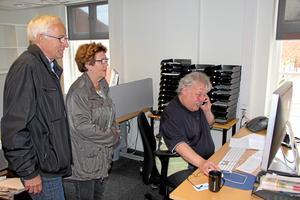 Leif Claesson hade en rad olika arbetsledande roller på Hall Medias tidningar i Skaraborg.