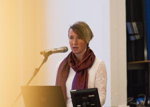 Christina Hedin (V) är gruppledare och ledamot i kommunstyrelsen i Östersunds kommun. Hon sitter även som ersättare i kommunfullmäktige.